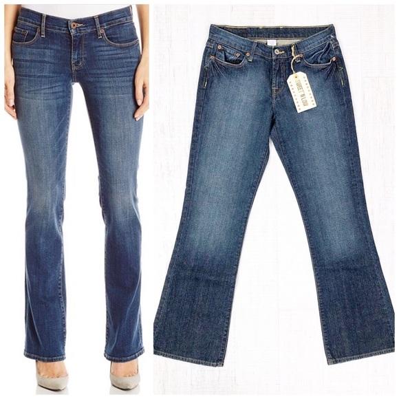 Lucky Brand Denim - Lucky Brand Jeans Sweet N' Low Short Bootcut 27